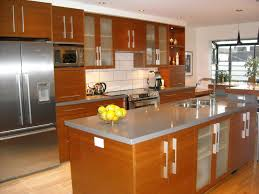 Modern L Shaped Kitchen With Island by Small L Shaped Island Kitchen Layout Home Designing L Shaped