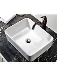 bathroom sinks bathroom sinks amazon com kitchen bath fixtures bathroom