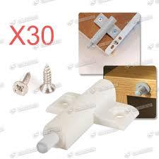 new kitchen cabinet door damper buffers soft closer with screws
