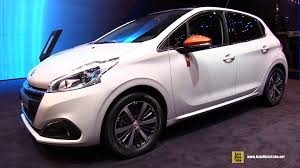 persho cars 2016 peugeot 208 roland garros exterior and interior walkaround
