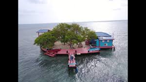 belize airbnb 5 private island in belize youtube