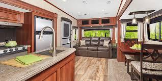 eagle home interiors 2018 eagle ht fifth wheel jayco inc