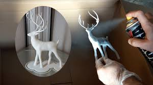 spray painting 3d prints top 3 main things to consider