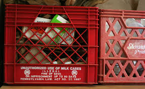 why it u0027s illegal to use milk crates for anything besides milk