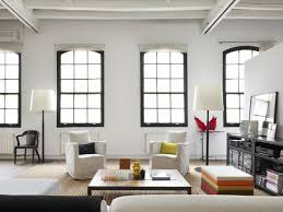 trendhome modern u0026 industrial white loft in barcelona lofts