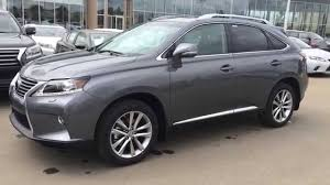 portland lexus repair 2015 lexus rx 350 awd sportdesign edition review in gray