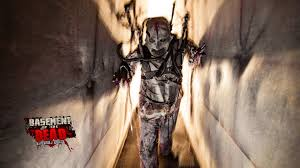 basement of the dead haunted house aurora il chicago il