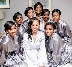 bridesmaids robes cheap of 8 personalized robes bridesmaid robe cheap wedding robes for