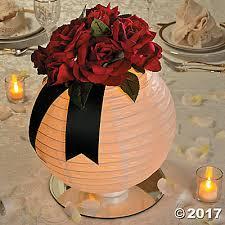 Lantern Centerpiece Floral Lantern Centerpiece Idea