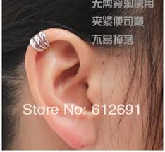 ear cuffs for pierced ears cheap earring cuffs and wraps find earring cuffs and wraps deals