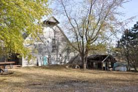 The Barn Bennington Ne The Barn At Glacier Creek Glacier Creek Preserve University Of