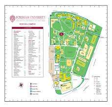 Map Rose Fordham University Maplets