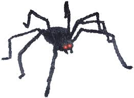 halloween jumping spider halloween animated shaking spider mad about horror