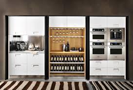 fancy kitchen wine rack cabinet features wooden wine storage racks