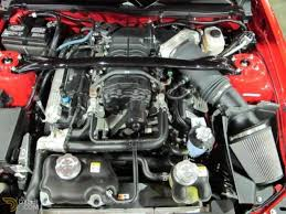 Ford Shelby Gt500 Engine Ford Shelby Gt500 Coupe 2008 Red Gt500 For Sale Dyler