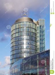 mercedes of germany mercedes headquarters munich germany editorial image image