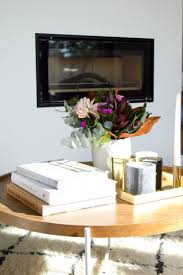 how to style your coffee table coffee table styling tips and