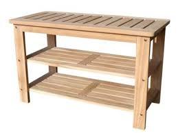 wooden storage benches indoor outdoor storage bench target teak