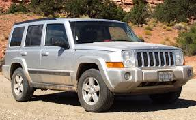 jeep commander lifted jeep commander information and photos momentcar