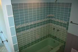 Glass Tile Bathroom Ideas Green Tile Bathroom Ideas