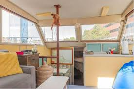 tiny boston houseboat for sale chops price more than 11 000