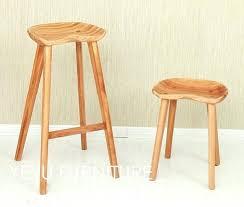 Wooden Swivel Bar Stool Bar Stool Solid Wood Swivel Bar Stools With Backs Oak Bar Stools