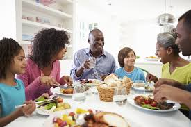 10 types of family members at thanksgiving petal talk