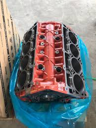 hellcat engine mopar hemi hellcat 6 2l v8 crated bare engine block ebay