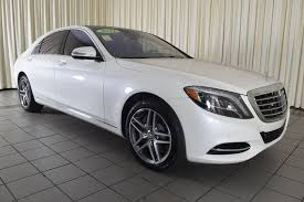 mercedes car s class used 2014 mercedes s class s550 at certified beemer