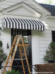 Awning Frames Simple Details Diy Awning Tutorial