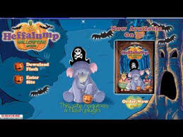 pooh u0027s heffalump halloween movie dvd preview promo animation menu
