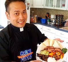 cuisine priest veritatem facientes in caritate fr leo patalinghug the cooking priest