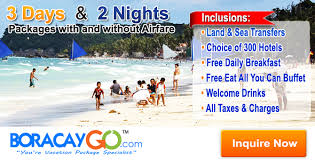 3 days 2 nights boracay vacation packages bohol