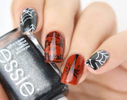 essie halloween nails the beauty of nail polish
