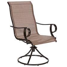 Shopko Outdoor Furniture by Nickel Creek Swivel Sling Rocker Chair Set Of 2 Shopko