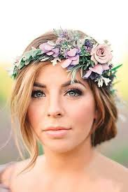 hair flower 50 bridal flower crowns starsonheels