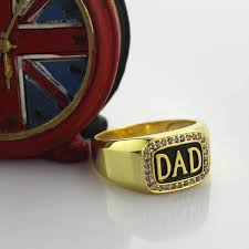 s day birthstone rings men s birthstone accent ring gold color handmade birthstone