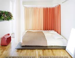Hanging Wall Dividers by Furniture Amazing Home Interior Look With Hanging Fabric Room
