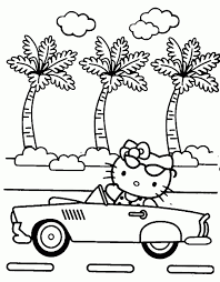 sweet coloring pages hello kitty coloring pages hello kitty image
