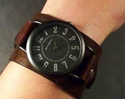 leather mens wrap mens wrist
