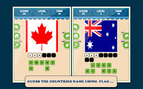 Country Flags Of The World Guess The Country World Flag Logo Quiz Game App Ranking And