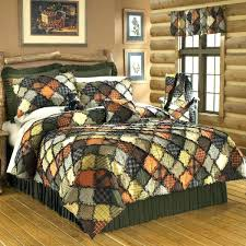Cabin Bed Sets Cabin Bedding Quilts U2013 Co Nnect Me