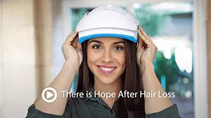 fda cleared laser hair growth treatment theradome grows new hair