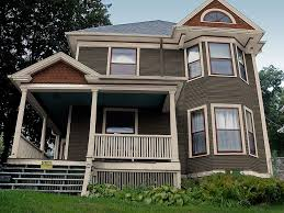 victorian house color schemes exterior dark victorian style house