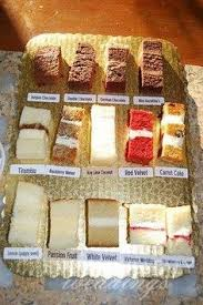 wedding cake flavours wedding cake tasting top 10 flavors i could totally for a cake