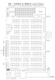 Expo Floor Plan Joint Expo U0026 Operators Day Michigan Section American Water Works
