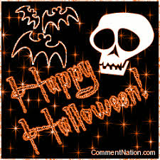 Happy Halloween Meme - facebook halloween comments glitter graphics and gifs