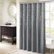 Arabic Curtains Madison Park Evelyn Embroidered Shower Curtain 2 Color Option