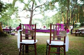 wedding world outdoor wedding decor