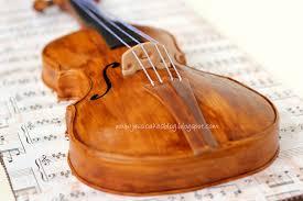 violin cake jessica harris cake design